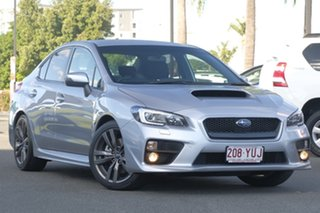 2016 Subaru WRX V1 MY16 Lineartronic AWD Silver 8 Speed Constant Variable Sedan.