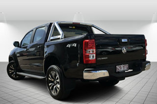 2017 Holden Colorado RG MY18 LTZ Pickup Crew Cab Black 6 Speed Sports Automatic Utility