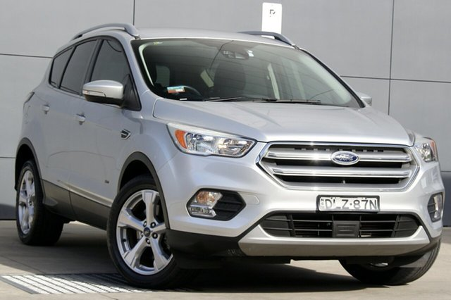 Used Ford Escape ZG Trend AWD, 2016 Ford Escape ZG Trend AWD Billet Silver 6 Speed Sports Automatic Wagon