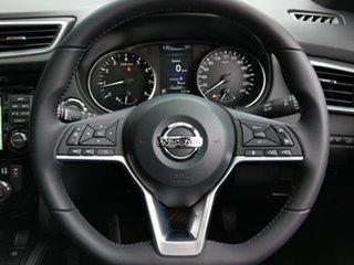 2018 Nissan Qashqai J11 Series 2 Ti X-tronic Ivory Pearl 1 Speed Constant Variable Wagon