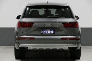 2016 Audi Q7 4M MY17 3.0 TDI Quattro (160kW) Graphite 8 Speed Automatic Tiptronic Wagon