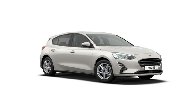 New Ford Focus SA 2019.25MY Ambiente, 2019 Ford Focus SA 2019.25MY Ambiente Metropolis White 6 Speed Automatic Hatchback