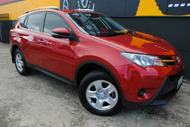 Used Toyota RAV4 ASA44R MY14 GX AWD, 2014 Toyota RAV4 ASA44R MY14 GX AWD Wildfire 6 Speed Sports Automatic Wagon
