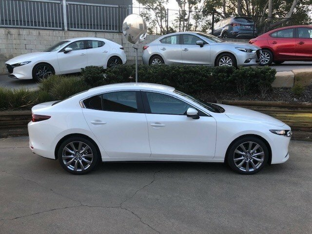 Demo Mazda 3 BP2S7A G20 SKYACTIV-Drive Evolve, 2019 Mazda 3 BP2S7A G20 SKYACTIV-Drive Evolve 6 Speed Sports Automatic Sedan