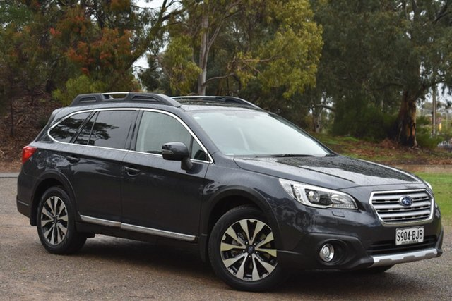 Used Subaru Outback B6A MY16 2.5i CVT AWD Premium, 2015 Subaru Outback B6A MY16 2.5i CVT AWD Premium Grey 6 Speed Constant Variable Wagon
