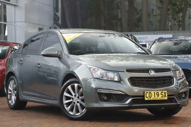 Used Holden Cruze JH Series II MY15 SRi, 2015 Holden Cruze JH Series II MY15 SRi Grey 6 Speed Sports Automatic Sedan