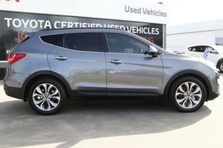 2015 Hyundai Santa Fe DM Series II (DM3) Highlander CRDi (4x4) Grey 6 Speed Automatic Wagon