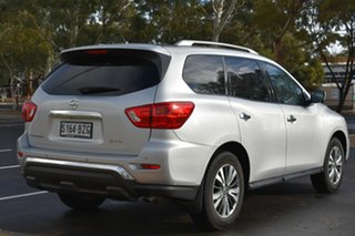 2018 Nissan Pathfinder R52 Series II MY17 ST-L X-tronic 2WD Silver 1 Speed Constant Variable Wagon.