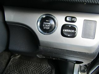 2011 Toyota Rukus AZE151R Build 1 Hatch Silver 4 Speed Automatic Wagon
