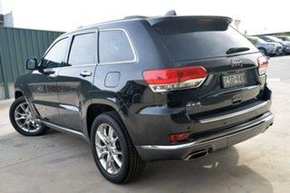 2014 Jeep Grand Cherokee WK MY2014 Summit Black 8 Speed Sports Automatic Wagon.