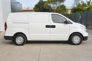 2015 Hyundai iLOAD TQ-V MY15 White 5 Speed Manual Van.
