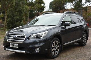 2015 Subaru Outback B6A MY16 2.5i CVT AWD Premium Grey 6 Speed Constant Variable Wagon