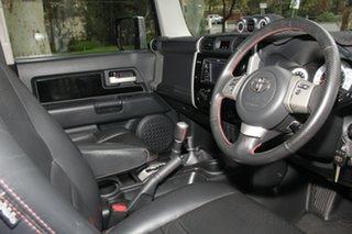 2013 Toyota FJ Cruiser GSJ15R Black 5 Speed Automatic Wagon