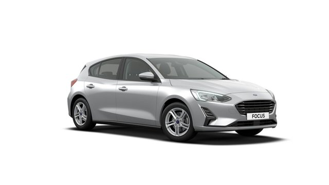 New Ford Focus SA 2019.25MY Ambiente, 2019 Ford Focus SA 2019.25MY Ambiente Moondust Silver 6 Speed Automatic Hatchback
