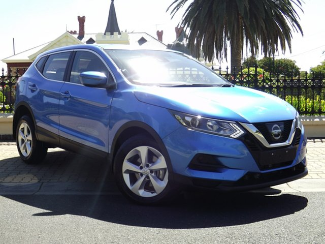 Demo Nissan Qashqai J11 Series 2 ST X-tronic, 2018 Nissan Qashqai J11 Series 2 ST X-tronic Blue 1 Speed Constant Variable Wagon