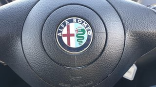2008 Alfa Romeo GT JTS Silver 5 Speed Manual Coupe