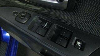 2007 Mazda 3 BK10F2 Maxx Sport Blue 5 Speed Manual Sedan