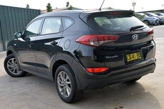 2018 Hyundai Tucson TL2 MY18 Active AWD Black 6 Speed Sports Automatic Wagon.