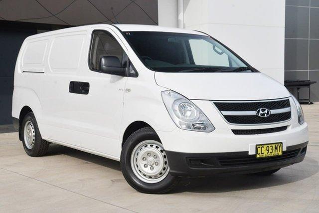 Used Hyundai iLOAD TQ-V MY15 , 2015 Hyundai iLOAD TQ-V MY15 White 5 Speed Manual Van