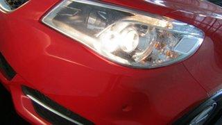 2015 Holden Commodore VF II MY16 Evoke Red/Black 6 Speed Sports Automatic Sedan