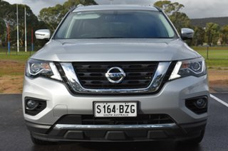 2018 Nissan Pathfinder R52 Series II MY17 ST-L X-tronic 2WD Silver 1 Speed Constant Variable Wagon