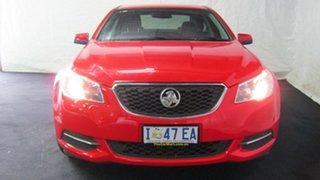 2015 Holden Commodore VF II MY16 Evoke Red/Black 6 Speed Sports Automatic Sedan.