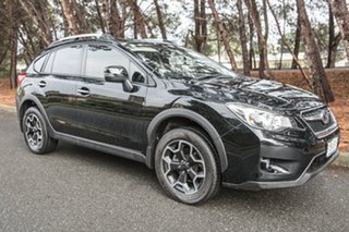 2011 Subaru XV G4X MY12 2.0i-S Lineartronic AWD Black 6 Speed Constant Variable Wagon