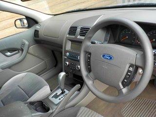 2004 Ford Falcon BA Futura Silver 4 Speed Sports Automatic Sedan