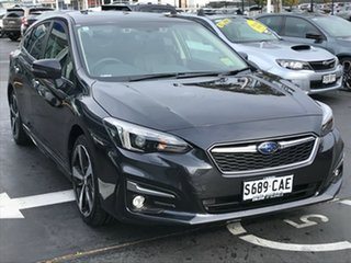 2018 Subaru Impreza G5 MY19 2.0i-S CVT AWD Dark Grey 7 Speed Constant Variable Hatchback.