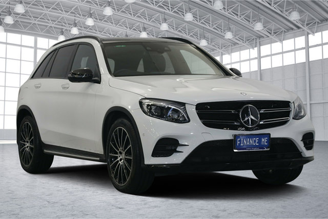 Used Mercedes-Benz GLC250 X253 d 9G-Tronic 4MATIC, 2015 Mercedes-Benz GLC250 X253 d 9G-Tronic 4MATIC White 9 Speed Sports Automatic Wagon