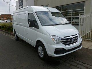 2019 LDV V80 MY19 Mid Roof LWB White 6 Speed Automated Manual Van