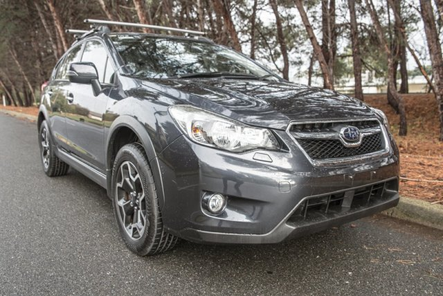 Used Subaru XV G4X MY14 2.0i-S Lineartronic AWD, 2014 Subaru XV G4X MY14 2.0i-S Lineartronic AWD Grey 6 Speed Constant Variable Wagon