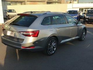 2017 Skoda Superb NP MY17 162TSI DSG Siulver/grey 6 Speed Sports Automatic Dual Clutch Wagon