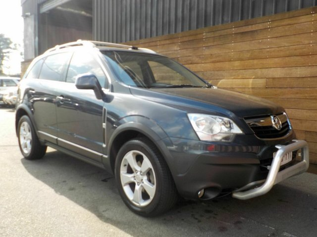 Used Holden Captiva CG Maxx AWD, 2007 Holden Captiva CG Maxx AWD Grey 5 Speed Sports Automatic Wagon