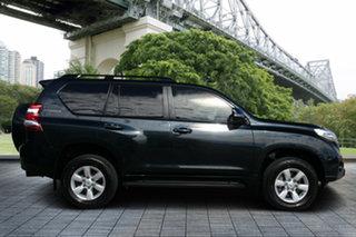 2017 Toyota Landcruiser Prado GDJ150R GXL Grey 6 Speed Manual Wagon.