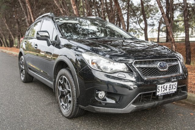 Used Subaru XV G4X MY12 2.0i-S Lineartronic AWD, 2011 Subaru XV G4X MY12 2.0i-S Lineartronic AWD Black 6 Speed Constant Variable Wagon