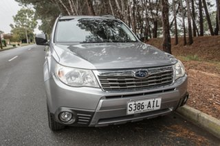 2010 Subaru Forester S3 MY10 X AWD Silver 4 Speed Sports Automatic Wagon.