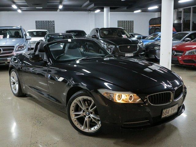 Used BMW Z4 E89 MY0311 sDrive23i Steptronic, 2011 BMW Z4 E89 MY0311 sDrive23i Steptronic Black 6 Speed Sports Automatic Roadster