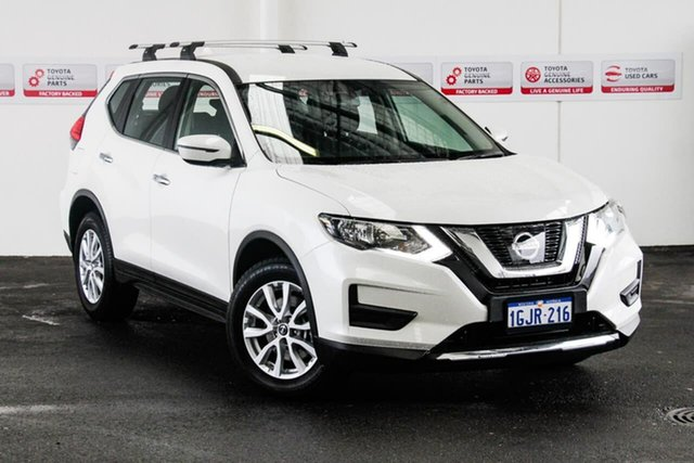 Used Nissan X-Trail T32 Series 2 TS (4WD), 2017 Nissan X-Trail T32 Series 2 TS (4WD) Continuous Variable Wagon