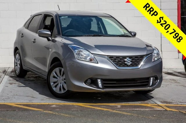 New Suzuki Baleno EW GL, 2019 Suzuki Baleno EW GL Silver 4 Speed Automatic Hatchback