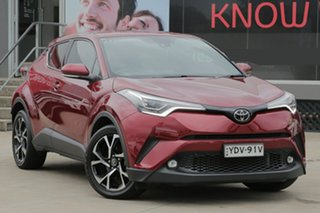 2017 Toyota C-HR NGX50R Update Koba (AWD) Atomic Rush Continuous Variable Wagon.