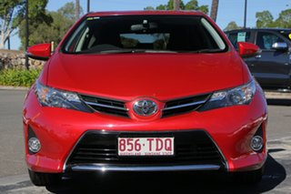 2013 Toyota Corolla ZRE182R Ascent Sport Red 6 Speed Manual Hatchback