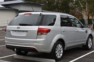 2015 Ford Territory SZ MkII TX Seq Sport Shift AWD Silver 6 Speed Sports Automatic Wagon.