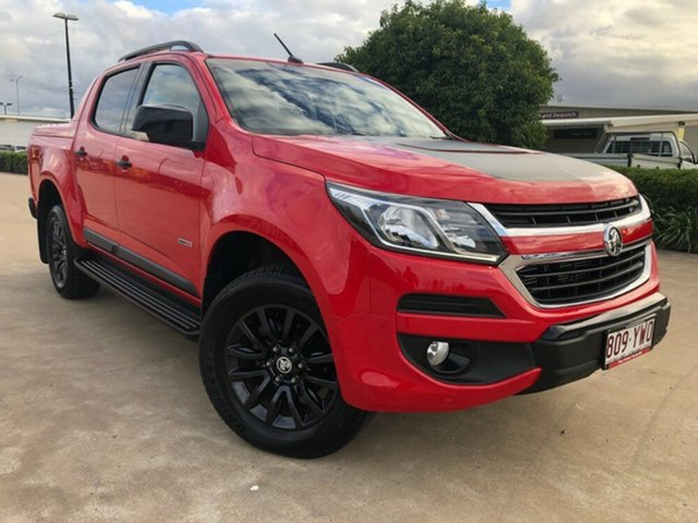 Used Holden Colorado RG MY19 Z71 Pickup Crew Cab, 2018 Holden Colorado RG MY19 Z71 Pickup Crew Cab Red 6 Speed Sports Automatic Utility
