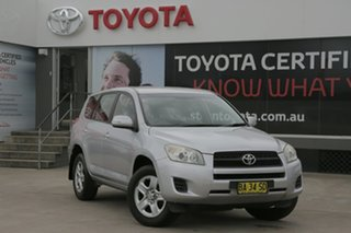 2009 Toyota RAV4 ACA33R MY09 CV Silver 5 Speed Manual Wagon.