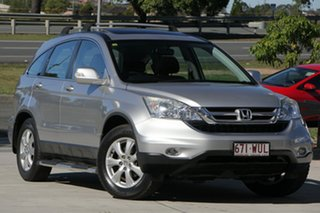 2010 Honda CR-V RE MY2010 Sport 4WD Silver 5 Speed Automatic Wagon.