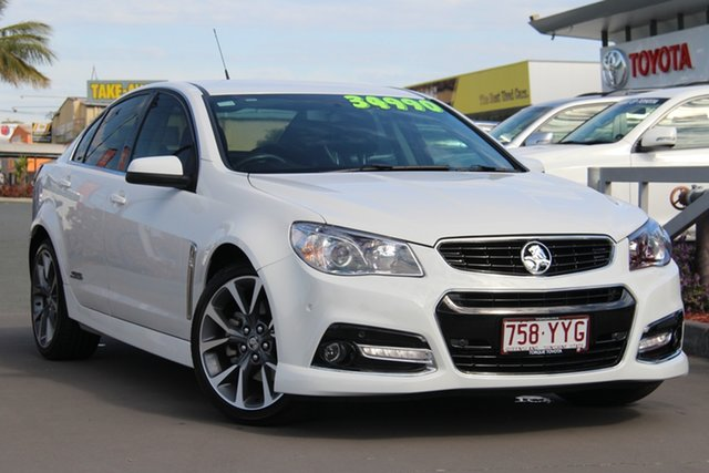 Used Holden Commodore  , COMMODORE SS-V
