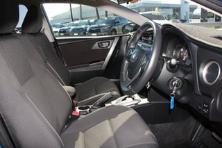 2014 Toyota Corolla ZRE182R Ascent Sport S-CVT Tidal Blue 7 Speed Constant Variable Hatchback