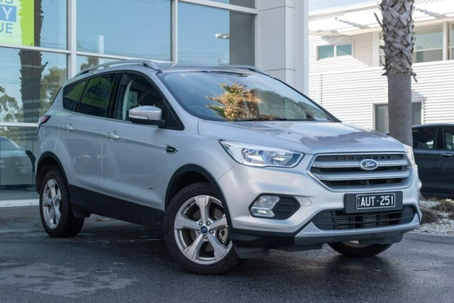 Used Ford Escape ZG 2018.00MY Trend AWD, 2018 Ford Escape ZG 2018.00MY Trend AWD 6 Speed Sports Automatic Wagon