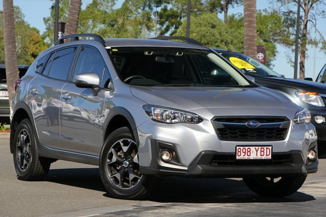 Used Subaru XV G5X MY18 2.0i-L Lineartronic AWD, 2018 Subaru XV G5X MY18 2.0i-L Lineartronic AWD Silver 7 Speed Constant Variable Wagon